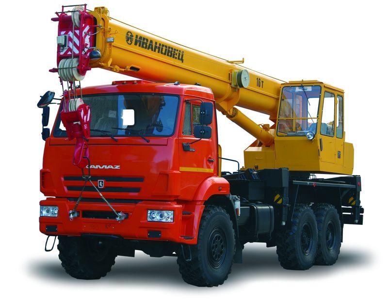 Ивановец КС-35714 К2